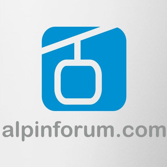 alpinforum Tasse