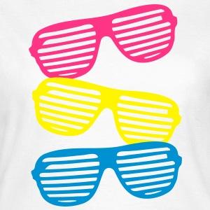 Partybrille - Electro - House T-Shirts - Frauen T-Shirt