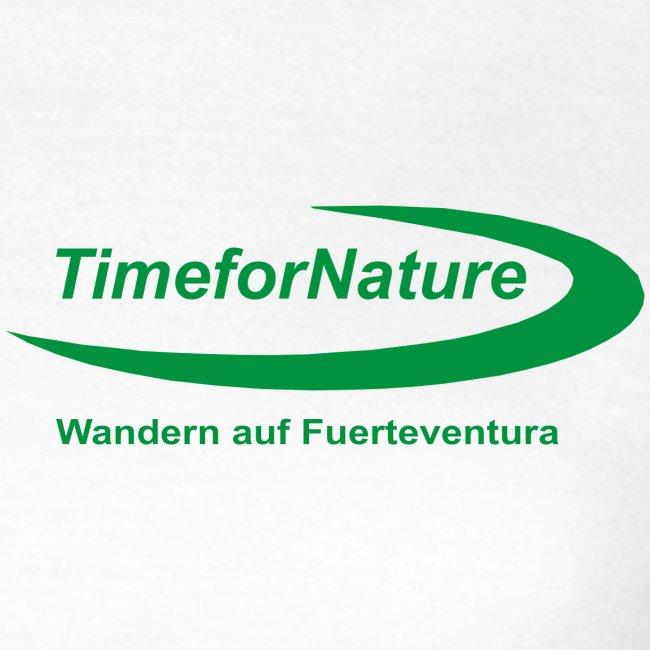 TimeforNature-Shirt für Damen mit Logo