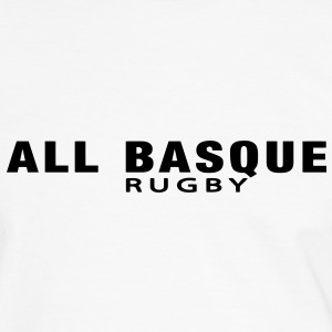 ALL BASQUE Rugby v1 (1c)   - T-shirt contraste Homme