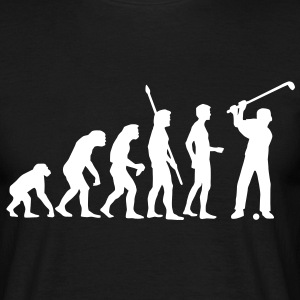evolution_golf_c_1c Tee shirts - T-shirt Homme