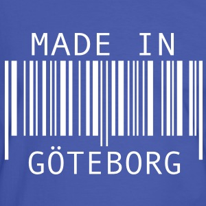 Made in Göteborg T-shirts - Kontrast-T-shirt herr