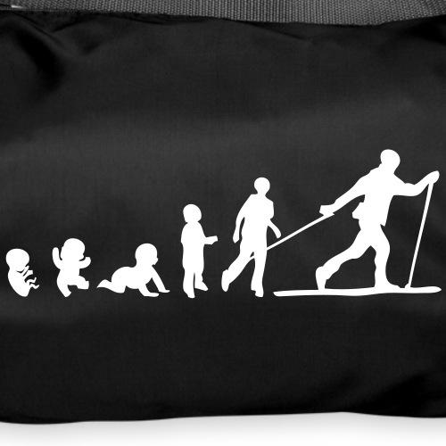 evolution_homme_human_sport_ski_fond