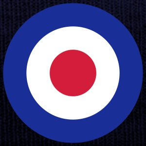 Mod Target United Kingdom Großbritannien Rollerfahrer Scooter Run Beatmusik Caps & Hats - Winter Hat