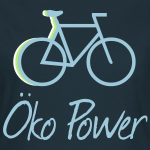 Öko Power T-Shirts - Frauen T-Shirt