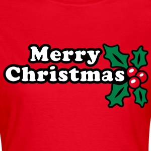 Merry Christmas T-Shirts - Women's T-Shirt