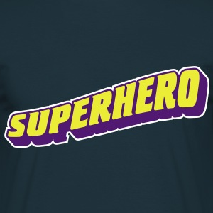 superhero - Men's T-Shirt