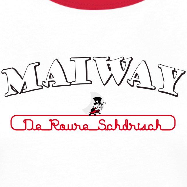 """Maiway"" Damen Kontrast"