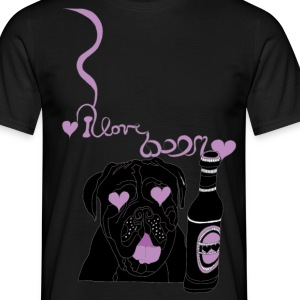 I love beer Tee shirts - T-shirt Homme