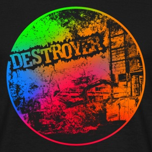 Destroyer - Männer T-Shirt