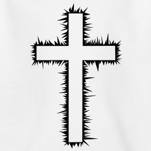 Christian cross Kids' Shirts - Teenage T-shirt