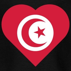 Tunisie Tee shirts Enfants - T-shirt Ado