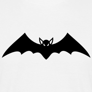 Flagermus - Evil - Horror T-shirts - Herre-T-shirt