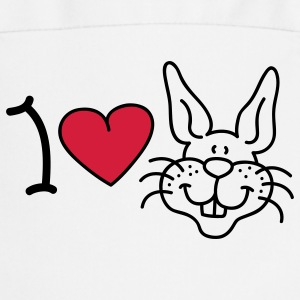 I love Rabbits  Aprons - Cooking Apron