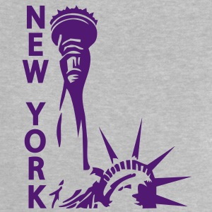 Lady Liberty, New York, NY, Freiheitsstatue, Statue of Liberty, www.eushirt.com - Baby T-Shirt