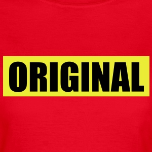 Original T-Shirts - Frauen T-Shirt