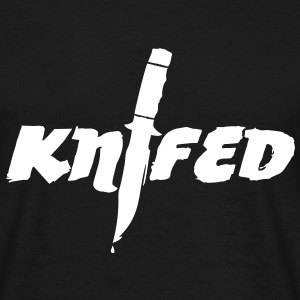 Knifed - Games - eSport T-shirts - T-shirt herr