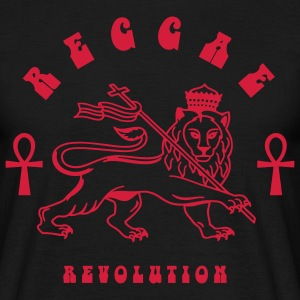 Reggae lion T-Shirts - Men's T-Shirt