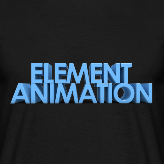 Element Animation - Mens Shirt