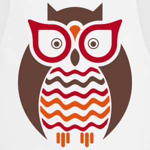 Wise Owl  Aprons - Cooking Apron