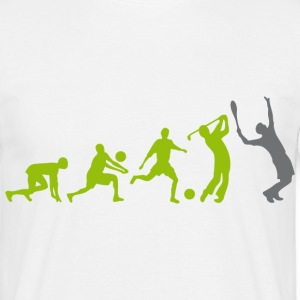 sport on tour - Männer T-Shirt