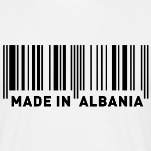 MADE IN ALBANIA - Männer T-Shirt