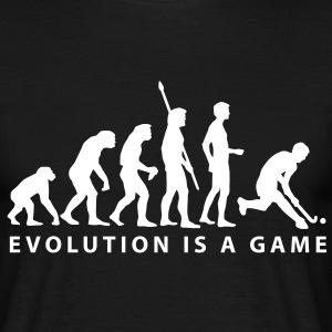 evolution_herren_hockey_b_1c Tee shirts - T-shirt Homme