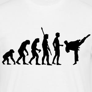 evolution_kampfsport Tee shirts - T-shirt Homme