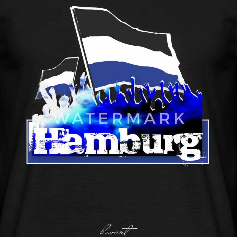 hamburg all4one T-Shirts - Männer T-Shirt