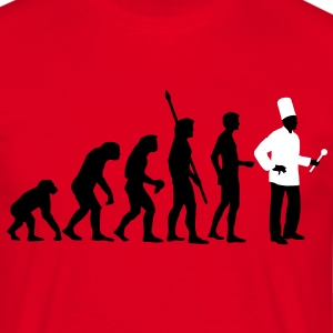 evolution_koch_2c Tee shirts - T-shirt Homme