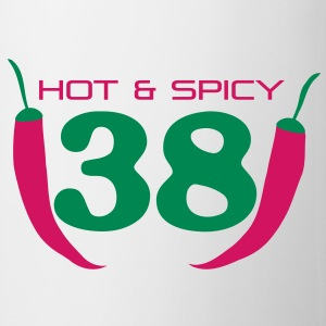 38_hot_spicy Tassen - Tasse