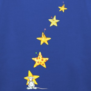 The mouse and the stars Kids' Tops - Kids' Premium Hoodie