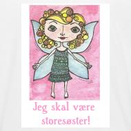 Motiv ~ Jeg skal være storesøster! (fairy)