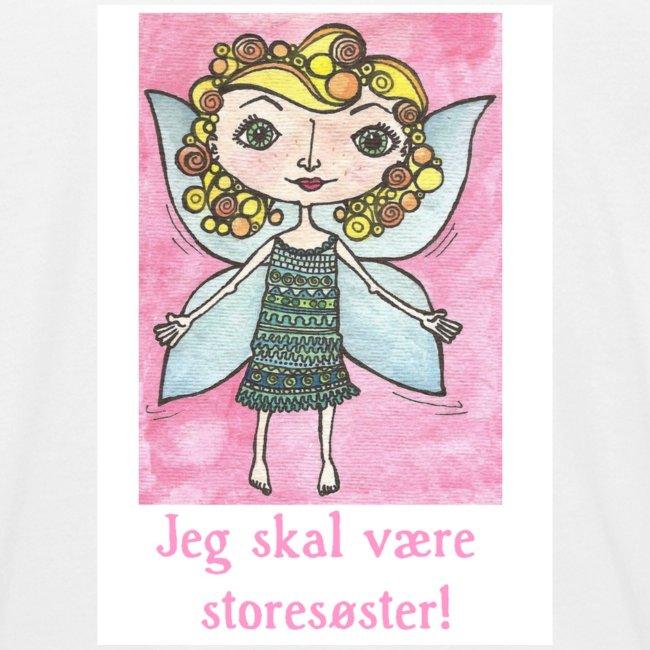Jeg skal være storesøster! (fairy)