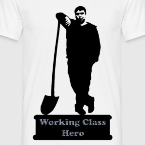 Working Class Hero - Männer T-Shirt