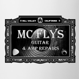 MC Flys Guitar & Amp Repairs Tassen - Tasse
