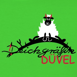 duevel_n T-Shirts - Frauen Bio-T-Shirt