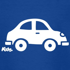 Auto (c) Kinder shirts - Teenager T-shirt