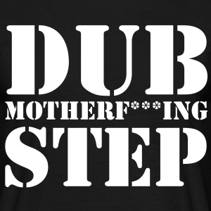 Dubstep Mother Clean Koszulki - Koszulka męska