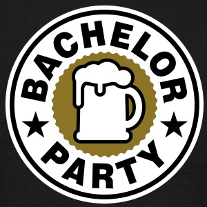 Bachelor Party | Beer | Bier T-Shirts - T-skjorte for menn