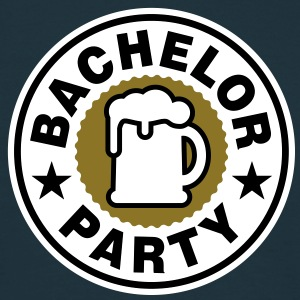 Bachelor Party | Beer | Bier T-Shirts - Mannen T-shirt