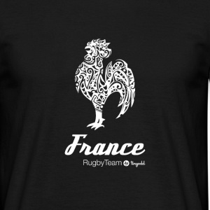 RugbyTeam by TinyOdd - France // T-shirt Homme - T-shirt Homme