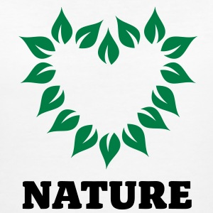 Love Nature - Frauen Bio-T-Shirt