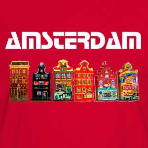hot spot Amsterdam T-Shirts - Men's Ringer Shirt