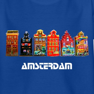 hot spot Amsterdam Kinder T-Shirts - Teenager T-Shirt