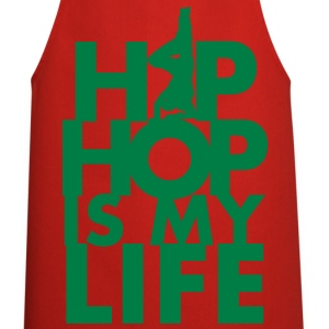 hip hop  Aprons - Cooking Apron