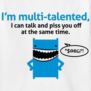 Multi Talented 4 (2c)++ Kinder shirts - Teenager T-shirt