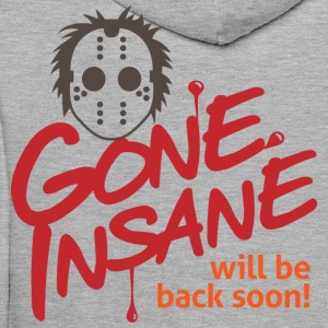 Gone Insane 3 (dd)++ Sweat-shirts - Sweat-shirt à capuche Premium pour hommes