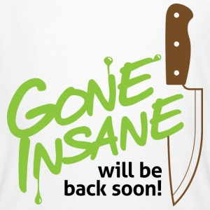 Gone Insane 2 (dd)++ T-shirts - Mannen Bio-T-shirt