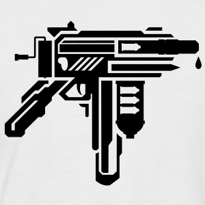creative weapons all in one T-Shirts - Men's Baseball T-Shirt
